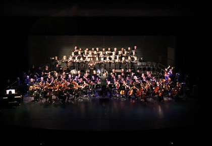 MCC Philharmonic Orchestra and Alumni and Friends Choir