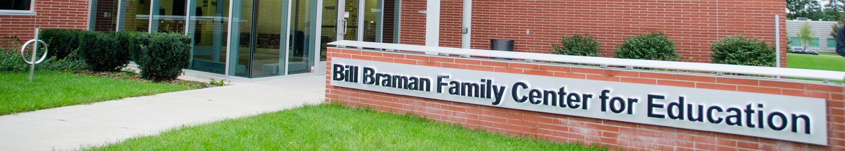 MCC's Greenville campus, Bill Braman Family Center for Education